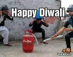 Happy Deepawali Funny Photos Download