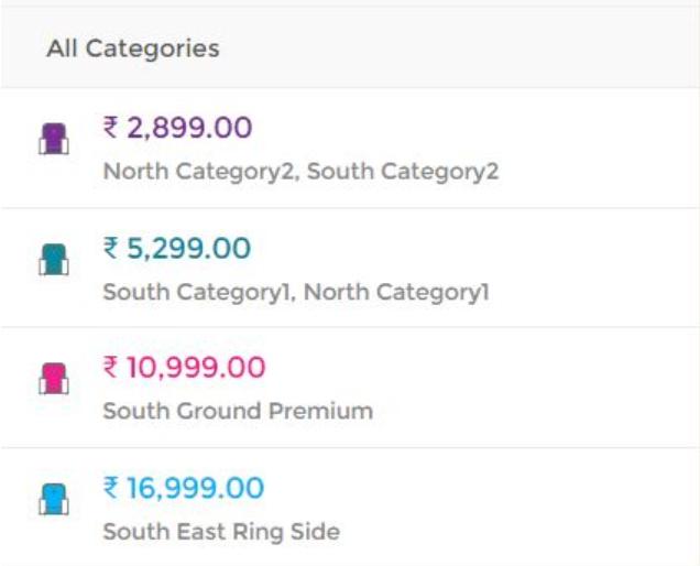 WWE Delhi Show Tickets Online Bookings