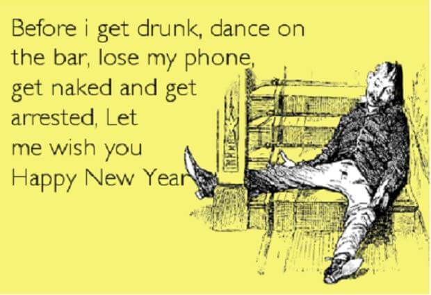 Happy New Year 2018 Memes Images