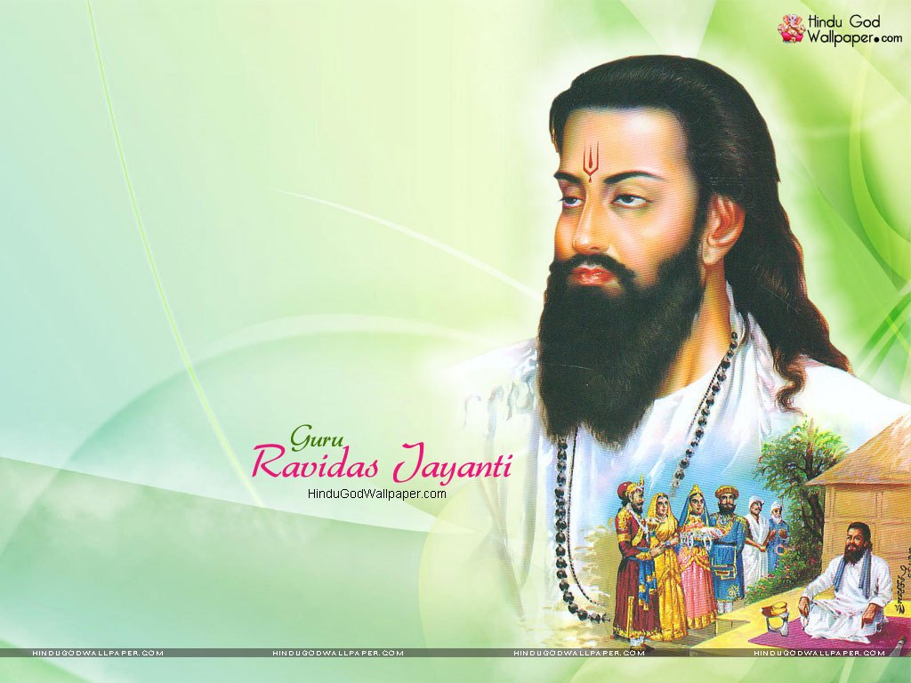 Happy Guru Ravidas Jayanti High Quality Banners