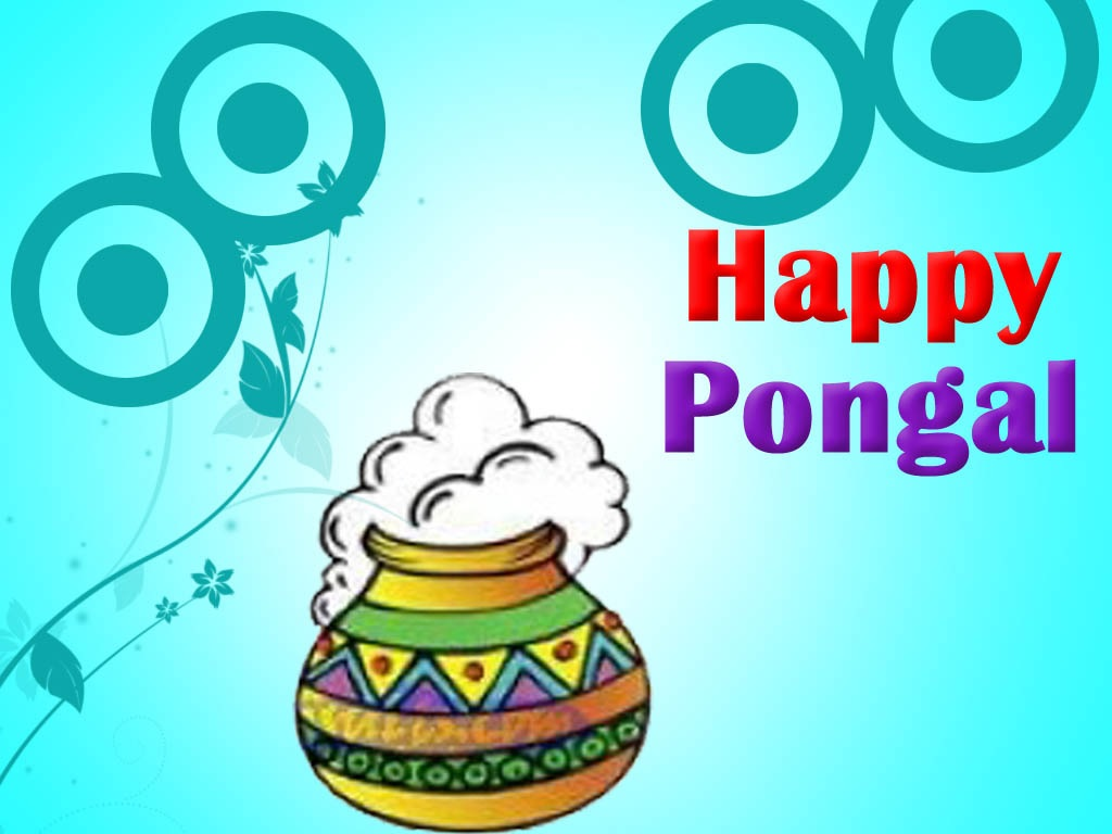 Happy Pongal Festival Full HD Images