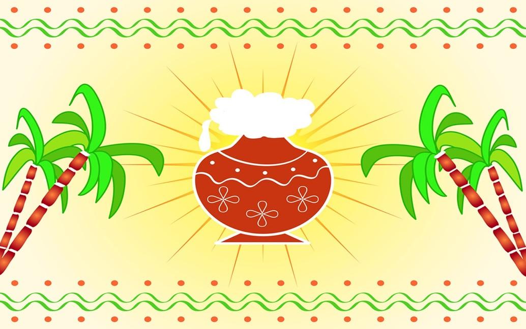 Happy Pongal High Resolution Pics