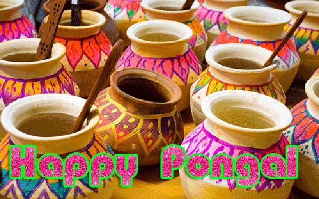 Happy Pongal Screen Saver Photos