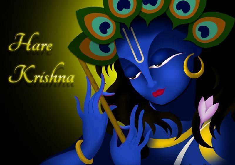 Free Download Pic of Shree Krishna Happy Janmashtami