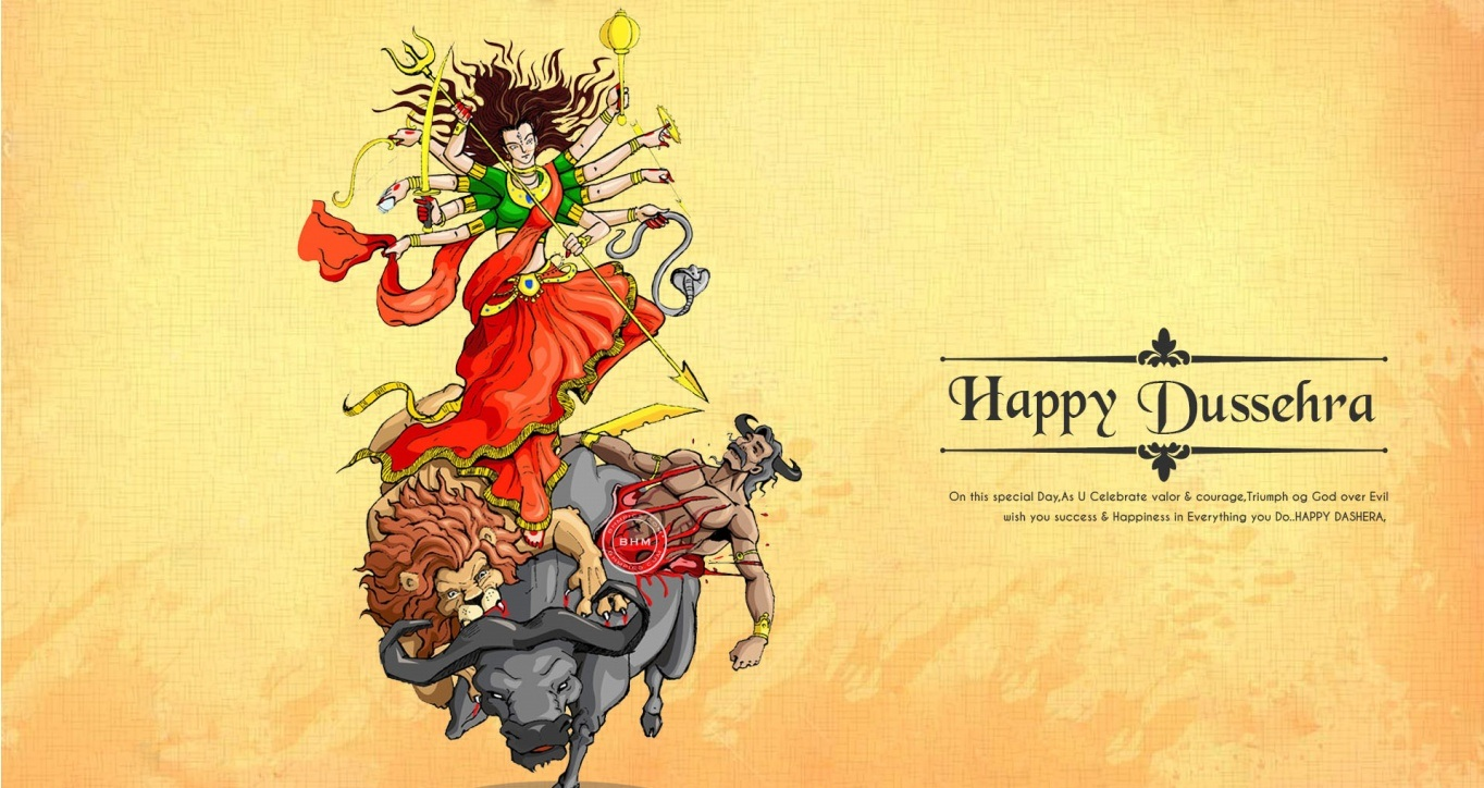 Happy Dasara High Dimension Images