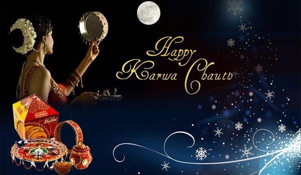 Happy Karwa Chauth 2018