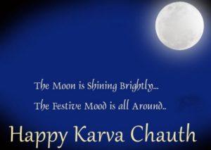 Karwa Chauth HD Pics For Wife