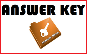 Answer Key PDF