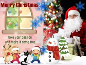 Merry Christmas Day Cards Free Download