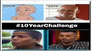10 Year Challenge Jokes Images