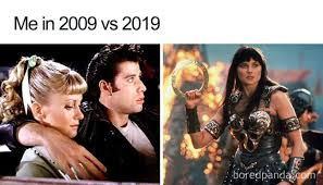 10 Year Challenge Memes Images