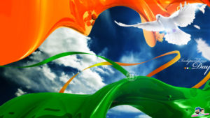 26 January Tricolor Flag Images For FB Whatsapp