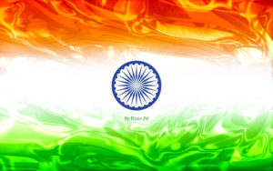 Republic Day Tricolor Flag Pictures