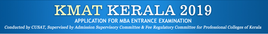 KMAT Examination 2019