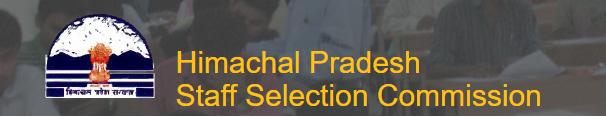 HPSSSB Ayurvedic Pharmacist Examination 2019