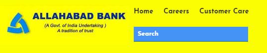 Allahabad Bank Specialist Officer Examination 2019