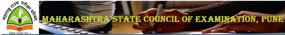 MSCE Pune Scholarship Syllabus 2019 PDF