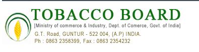 Tobacco Board Field Officer Accountant Examination 2019