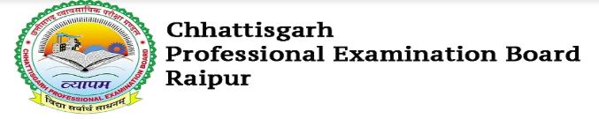 Chhattisgarh SET Examination 2019
