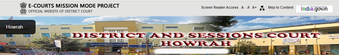 Howrah District Court LDC Stenographer Grade 3 8 Sep Exam Result 2019