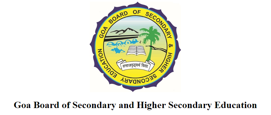 Goa Board HSSC 12 Class Examination 2020