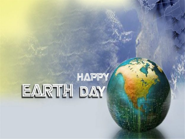 happy earth day text pc wallpaper HD