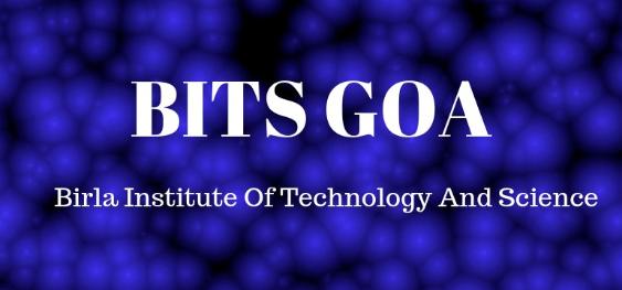 Bits Goa Scholarship Application Registration Form 2020