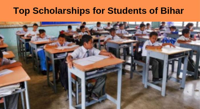 Bihar Pre & Post Matric Scholarship