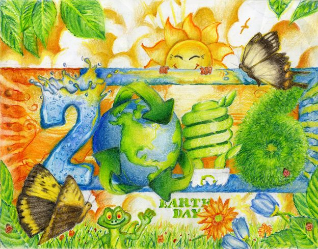 happy earth day cover photos HD