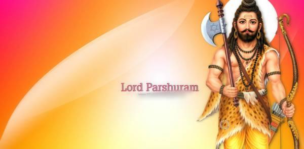 Parsuram Jayanti 3d image 2020