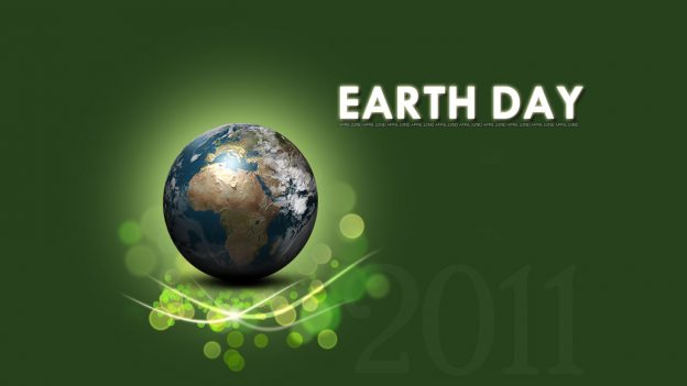 happy earth day save nature green hd wallpaper Download
