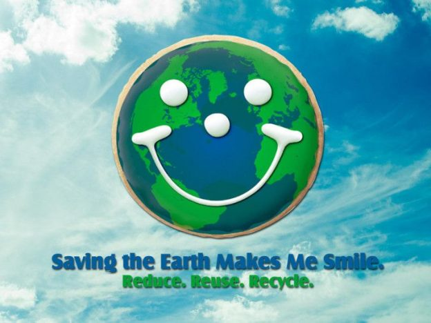 happy environment earth day 3d image 2020