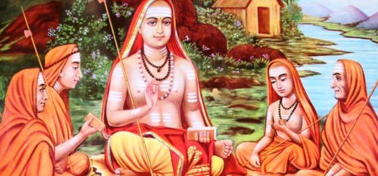 Shankaracharya Jayanti latest Wallpapers 2020