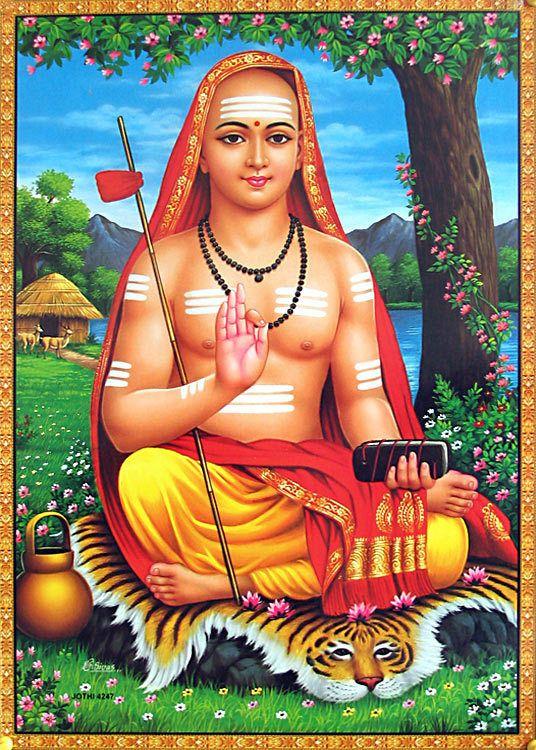 Shankaracharya jayanti pics 2020