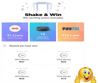 Today OYO Q Quiz Answers