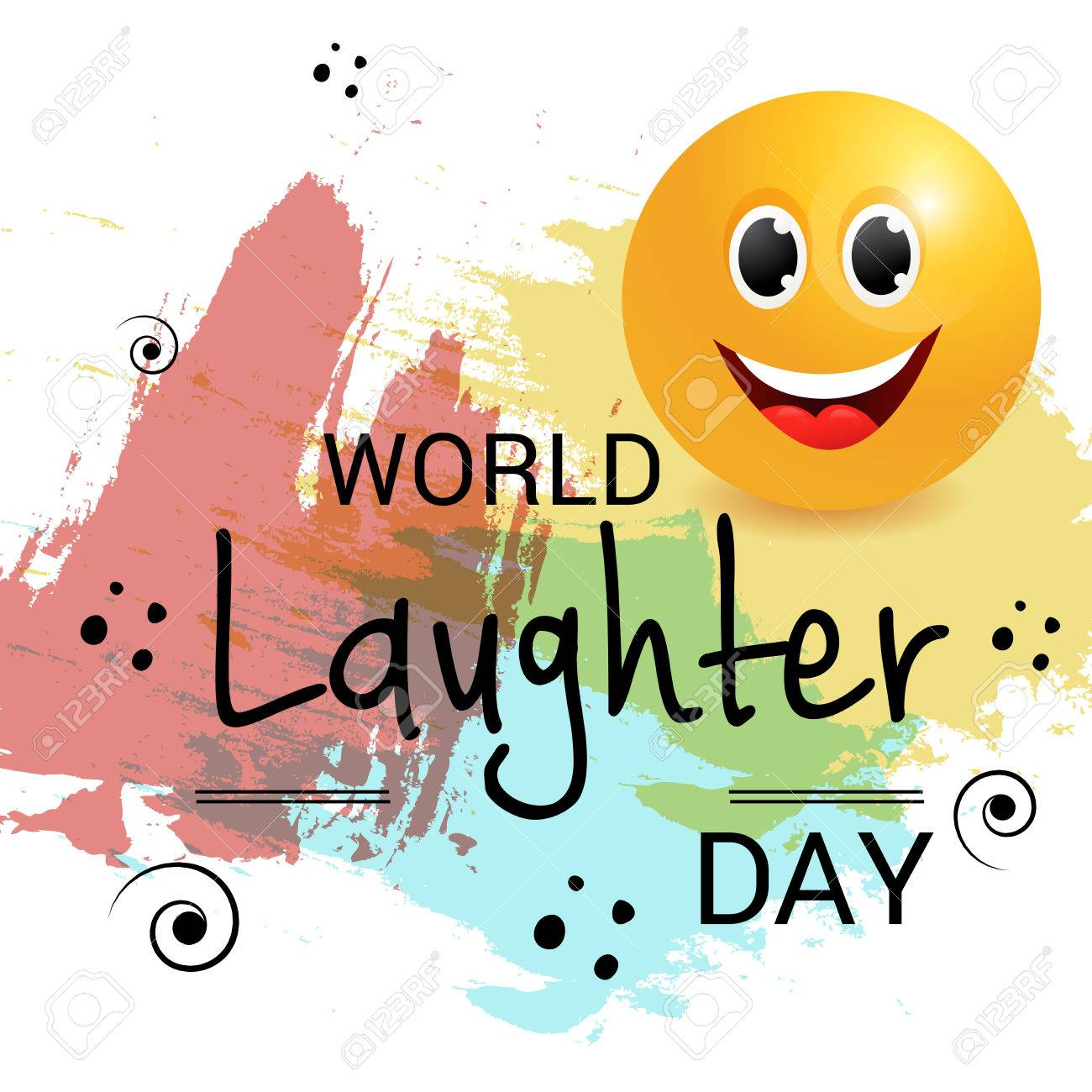 Laughter Day Cover Photos 2020