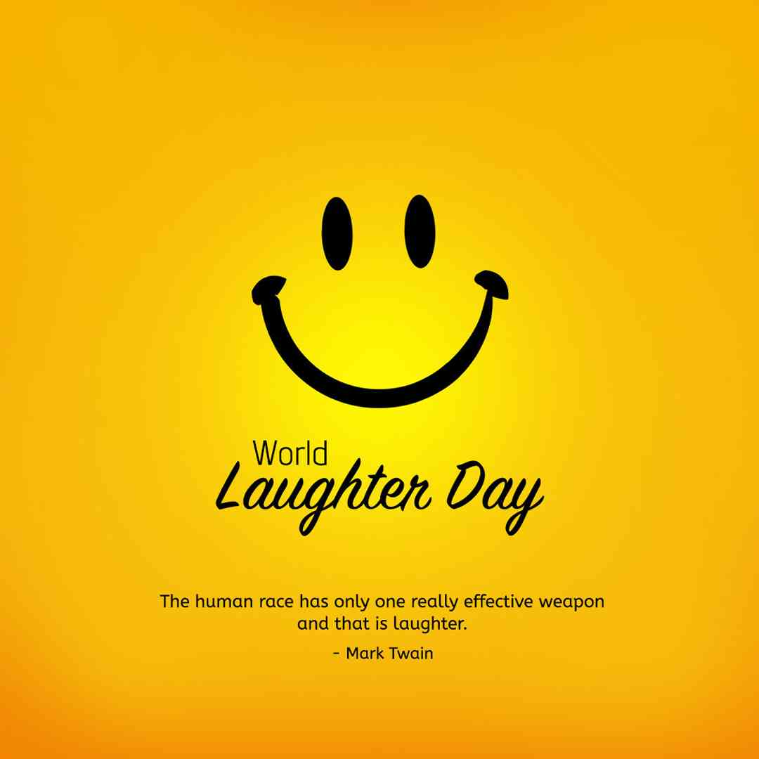 Laughter Day Quotation 2020