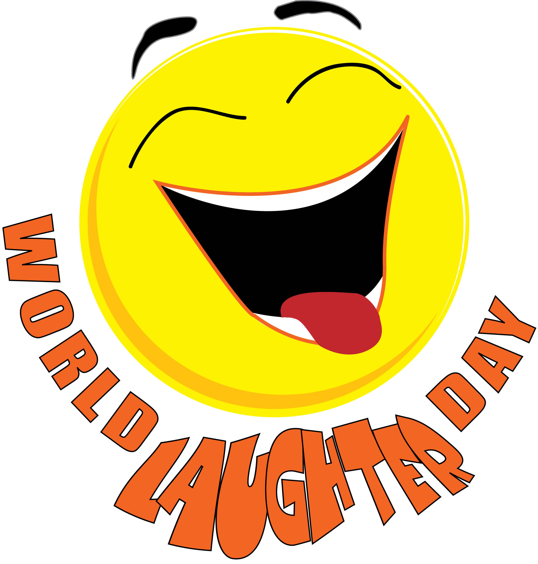 World Laughter Day Wallpaper 2020