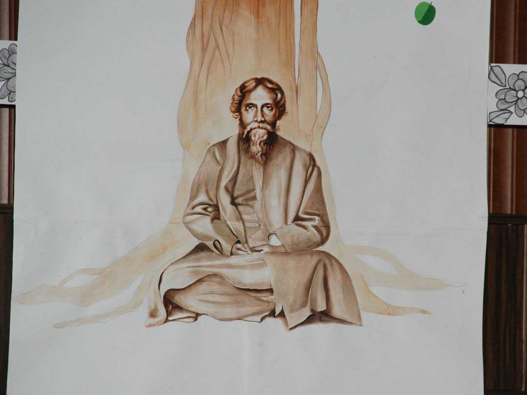 tagore Jayanti FB Cover Photos 2020